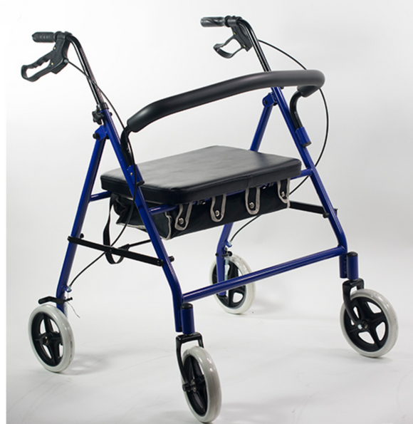 Alex Bariatric Rollator With Loop Brakes Alex Bariatric Rollator With Loop Brakes Rollators Alex - Americare Medical Supply
