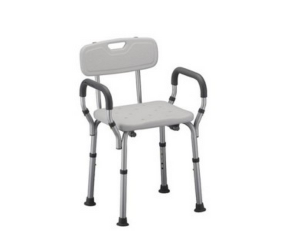 Nova Bath Seat With Arms & Back Nova Bath Seat With Arms & Back Bath Seats Nova - Americare Medical Supply
