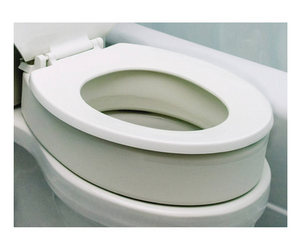 Essential Medical Standard Toilet Riser Essential Medical Standard Toilet Riser Toilet Seat Risers Americare Medical Supply - Americare Medical Supply