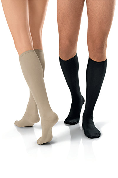 Jobst Travel Socks Knee High 15-20mmHg