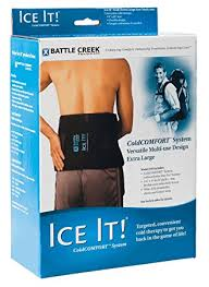 Ice It! ColdComfort System Versatile Multi-use Design Ice It! ColdComfort System Versatile Multi-use Design Hot Cold Therapy Systems Ice It! - Americare Medical Supply