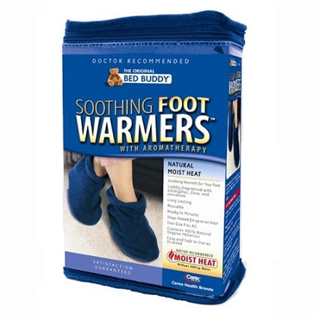 Carex Soothing Foot Warmers with Aromatherapy Carex Soothing Foot Warmers with Aromatherapy Foot Warmers Carex - Americare Medical Supply