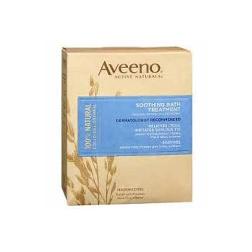 Aveeno Bath Packets Aveeno Bath Packets Bath Treatment Aveeno - Americare Medical Supply