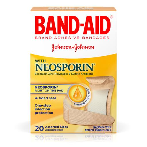 Band-Aid Band-Aid Bandages Band-Aid - Americare Medical Supply