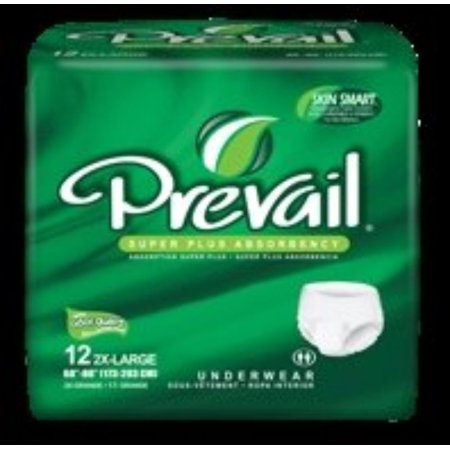 Prevail Underwear Super Plus Absorbency #pv-517 Prevail Underwear Super Plus Absorbency #pv-517 Adult Briefs Prevail - Americare Medical Supply