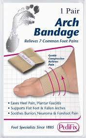 Arch Bandages Extra Large Item#P60-XL Arch Bandages Extra Large Item#P60-XL Bandages PediFix - Americare Medical Supply