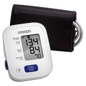 Omron BP710N 3 Series Upper Arm Blood Pressure Monitor Omron BP710N 3 Series Upper Arm Blood Pressure Monitor Blood Pressure Monitors Omron - Americare Medical Supply
