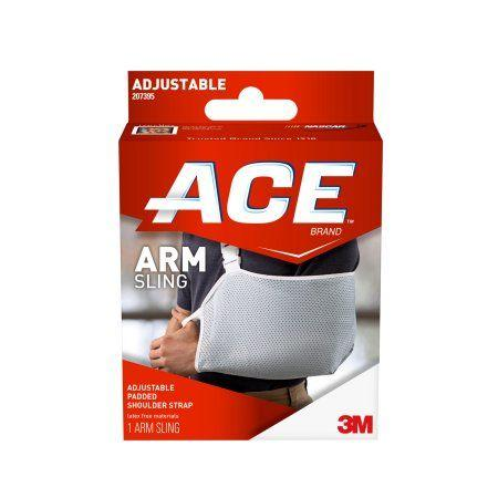 3M Ace Adjustable Arm Sling, One Size 3M Ace Adjustable Arm Sling, One Size Slings 3M - Americare Medical Supply