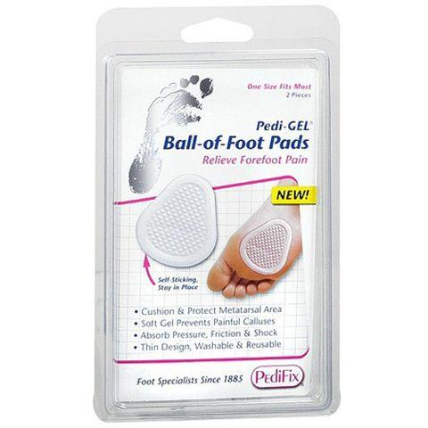 PediFix Pedi-gel Ball-of-foot Pad, 2-Count