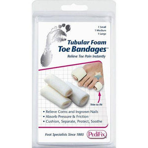 PediFix Tublar Foam Bandages - MIX PediFix Tublar Foam Bandages - MIX Bandages PediFix - Americare Medical Supply
