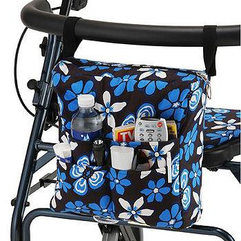 Nova Medical Hanging Walker Pouch, Aloha Blue Nova Medical Hanging Walker Pouch, Aloha Blue Walker Bags Nova Medical - Americare Medical Supply