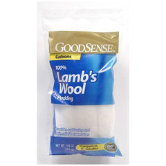 Good Sense Lambs Wool Padding 3/8oz R005500