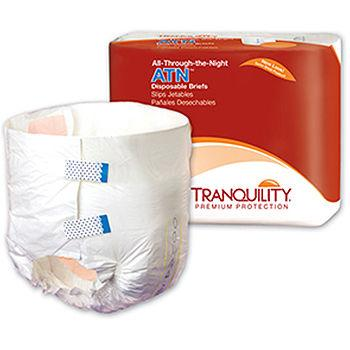 Tranquility ATN (All-Through-the-Night) Adult Briefs Tranquility ATN (All-Through-the-Night) Adult Briefs Overnight Briefs Tranquility - Americare Medical Supply