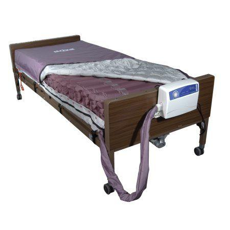 Drive Medical Low Air Loss Mattress  System Drive Medical Low Air Loss Mattress  System Alternating Air Mattress Drive Medical - Americare Medical Supply