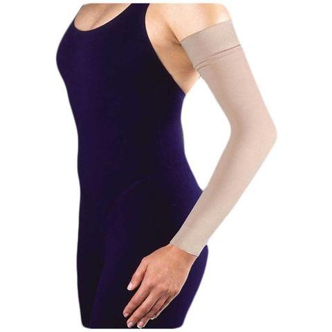 Jobst Bella Lite Arm sleeve 20-30mmHg with Silicone Dot Border