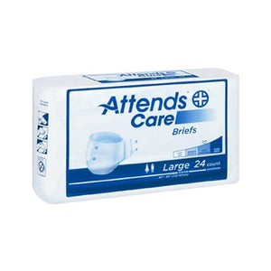 Homecare Incontinent Briefs - Moderate Absorbency Homecare Incontinent Briefs - Moderate Absorbency Fitted Tab Briefs Homecare - Americare Medical Supply