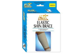 Alex Orthopedic Elastic Shin Sleeve Alex Orthopedic Elastic Shin Sleeve Sleeves Alex - Americare Medical Supply