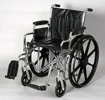 Alex Orthopedic Wheelchair Standard Lightweight Alex Orthopedic Wheelchair Standard Lightweight Wheelchairs Alex - Americare Medical Supply