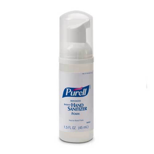 Purell Hand Sanitizer With Foaming Pump Bottle - Shop Adult Diapers