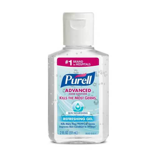 Purell Advanced Instant Hand Sanitizer Skin Nourishing Purell Advanced Instant Hand Sanitizer Skin Nourishing Hand Sanitizers Purell - Americare Medical Supply