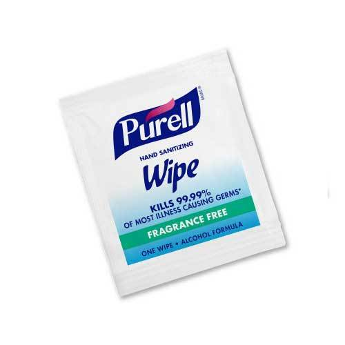 Purell Hand Sanitizer Wipes Purell Hand Sanitizer Wipes Wipes Purell - Americare Medical Supply
