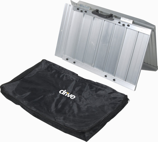 "Drive Wheelchair Ramp 2"" with Carry Case Drive Wheelchair Ramp 2"" with Carry Case Ramps Drive - Americare Medical Supply"