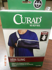 Curad Hemiplegic Arm Sling ORT11700 Curad Hemiplegic Arm Sling ORT11700 Slings Curad - Americare Medical Supply