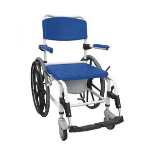 Drive Aluminum Rehab Shower Commode Chair Drive Aluminum Rehab Shower Commode Chair Commode Drive - Americare Medical Supply