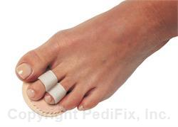PediFix Toe Straightener Double PediFix Toe Straightener Double Toe Straighteners PediFix - Americare Medical Supply