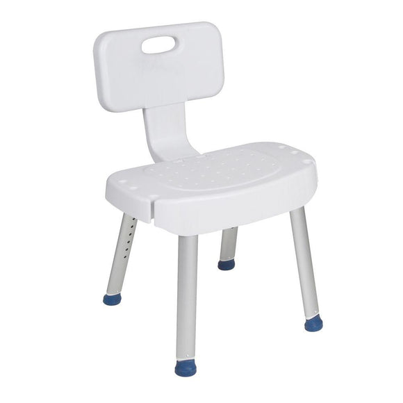 Drive Shower Chair With Folding Back Drive Shower Chair With Folding Back Bath Seat Drive - Americare Medical Supply