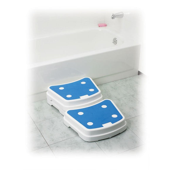 Drive Portable Bath Step Drive Portable Bath Step Bath Safety Drive - Americare Medical Supply