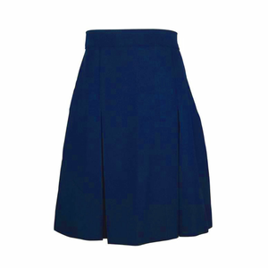 Girls Navy Skirt (Required)