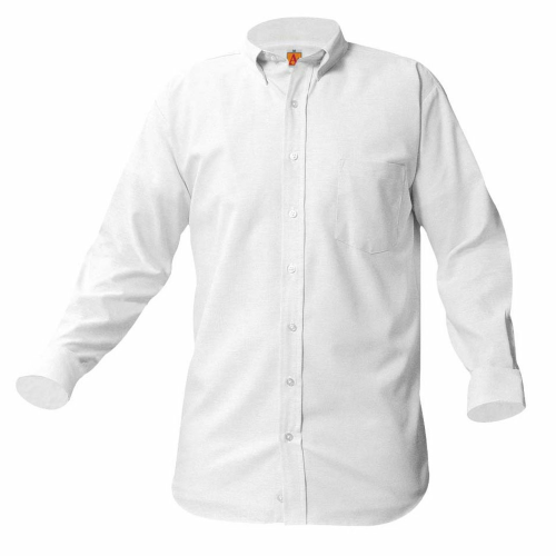 Long Sleeve Oxford Shirt (Required)