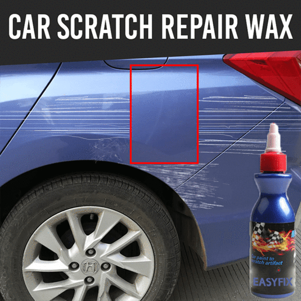 Car Scratch Repair Wax
