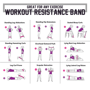Workout Resistance Band