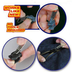 Universal Zipper Fix (Set of 6)