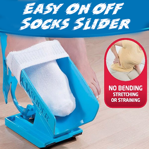 Easy On/Off Socks Slider