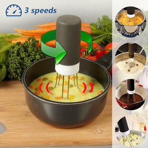 3-speed Automatic Stirrer