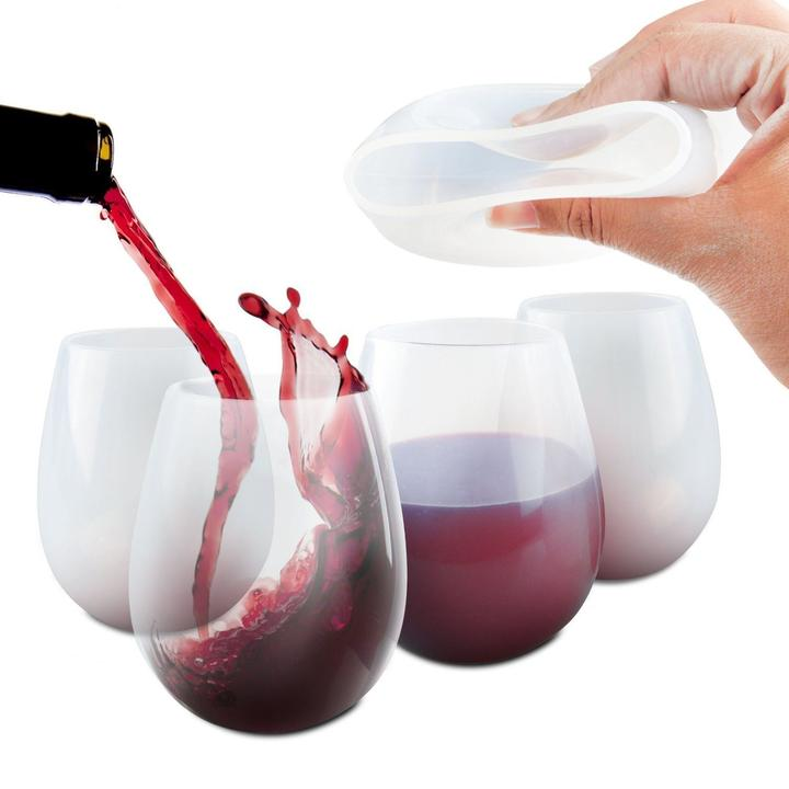 The Unbreakable Wine Glass