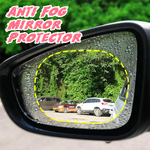 Anti-Fog Mirror Protector (Set of 2)