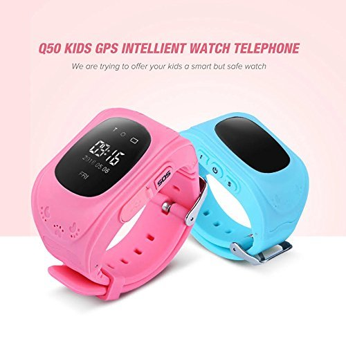 Kids Smart GPS Wristwatch