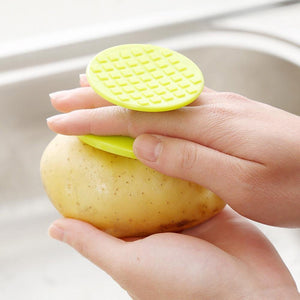 Multi-Functional Vegetable Brush
