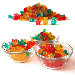 DIY Gummy Bear Mold