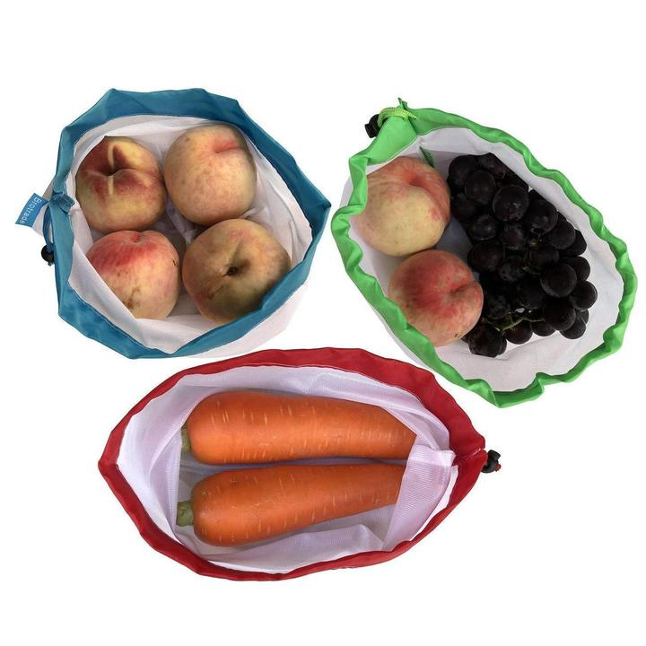 Eco-Friendly Freshness Bags (Set of 9)