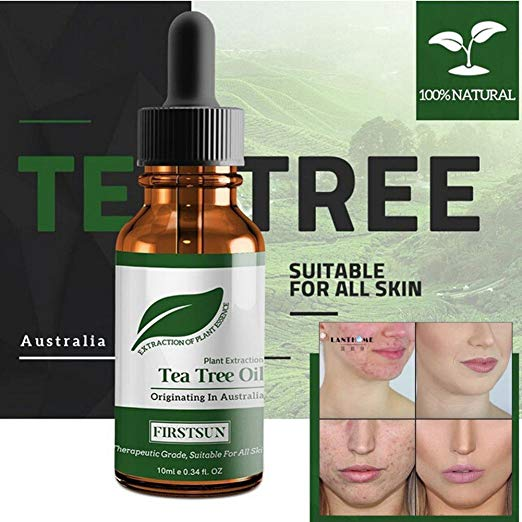 Premium Tea Tree Essence Oil