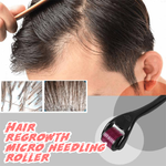 Hair Regrowth Micro-needling Roller