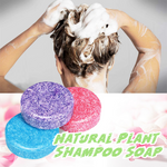 Natural Plant Shampoo Soap