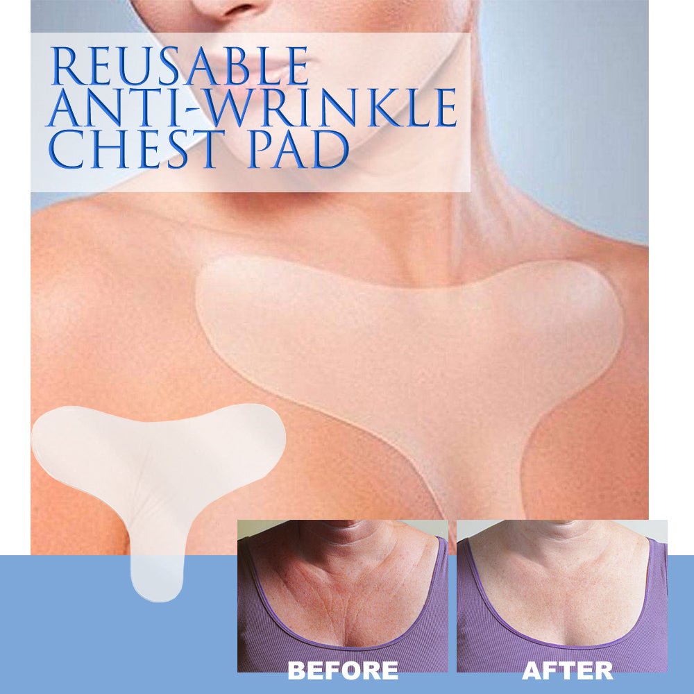 Reusable Anti-Wrinkle Chest Pad