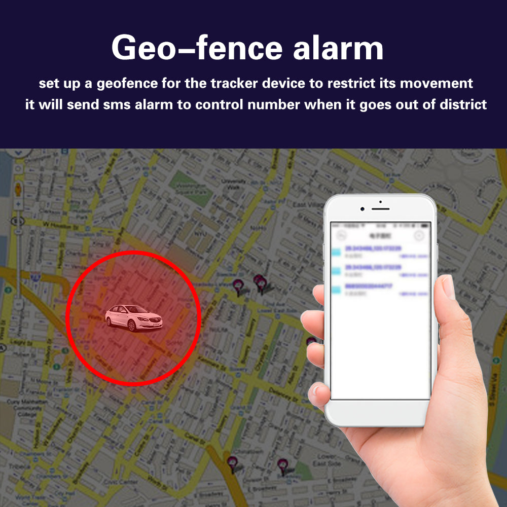 Mini GPS Real Time Tracker