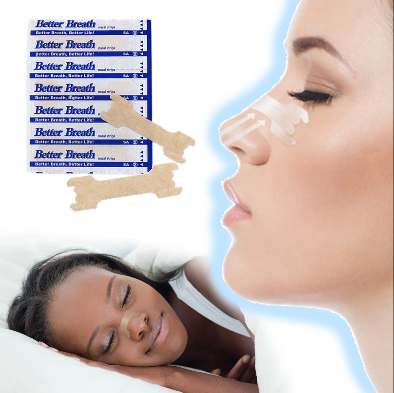 Better Dreams Nasal Patch (Set of 12)